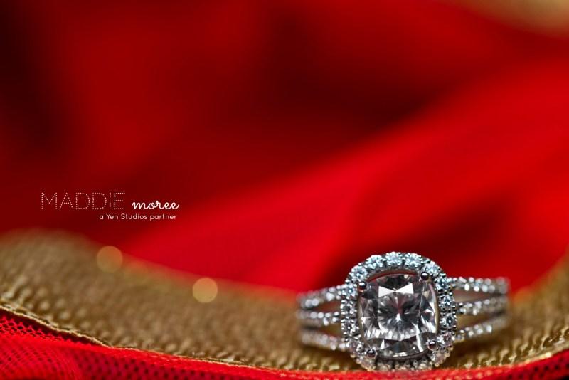 engagement ring i said yes bling