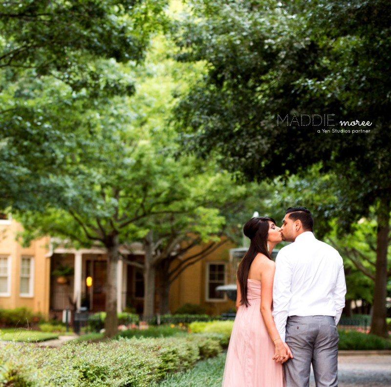 maddie moree engagement session