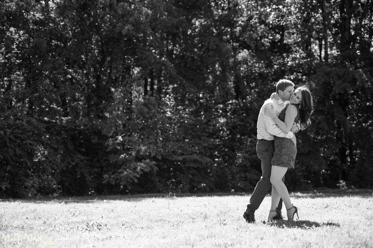 heartwood hall engagement photography maddie moree