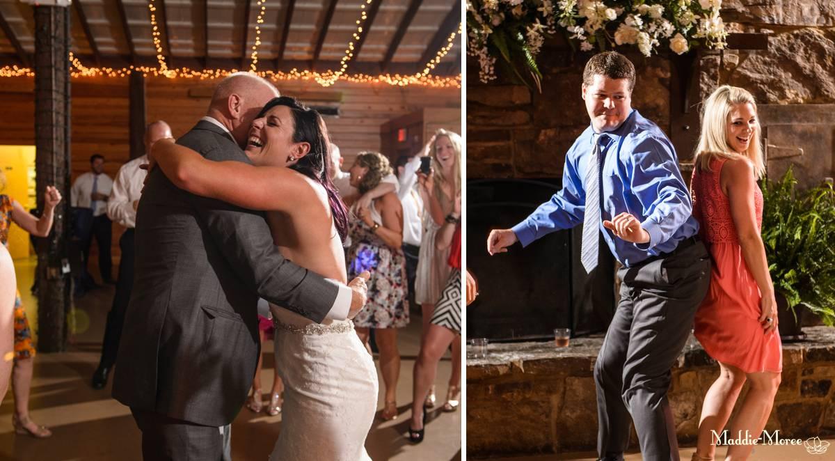 hillwood reception dancing
