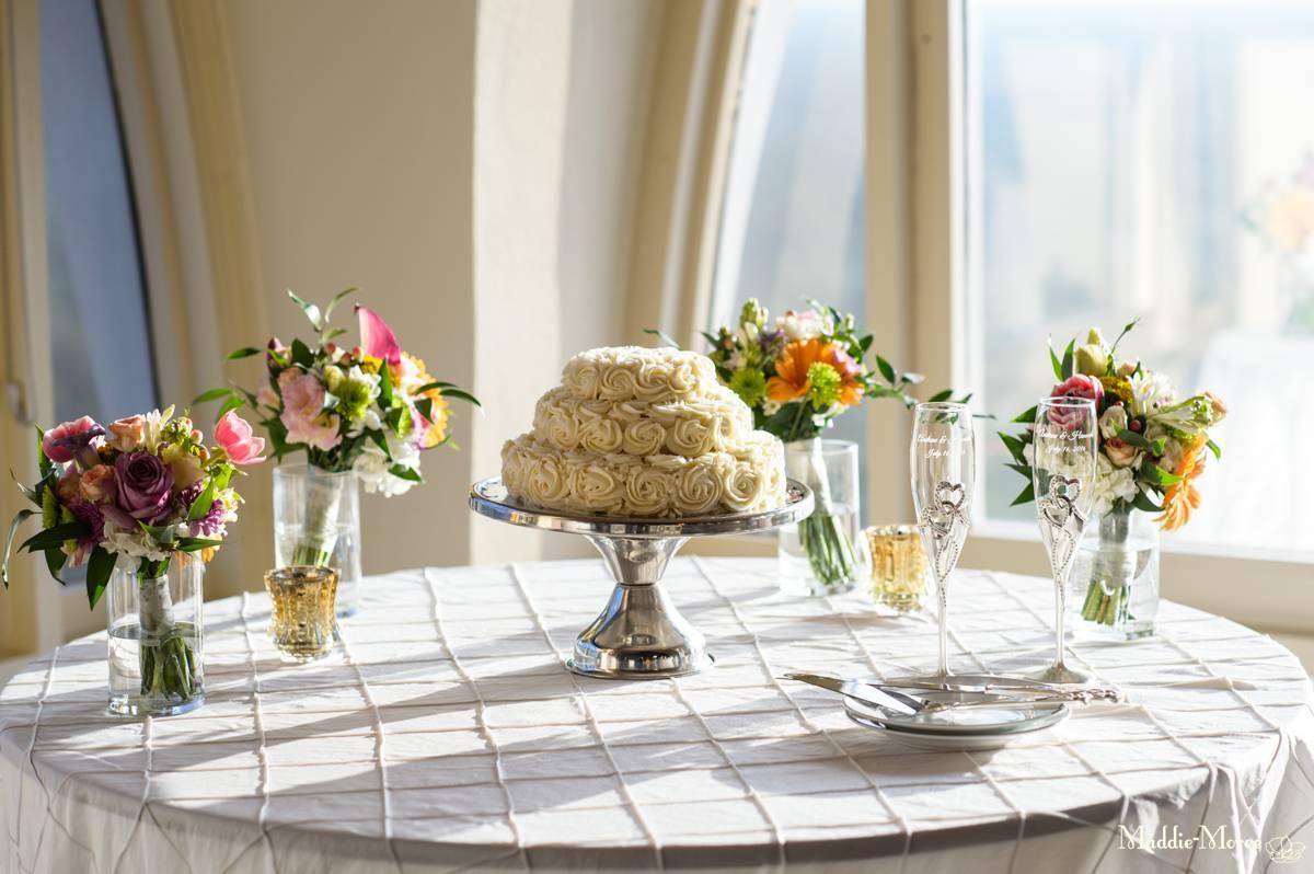 Wedding cake Tower Room