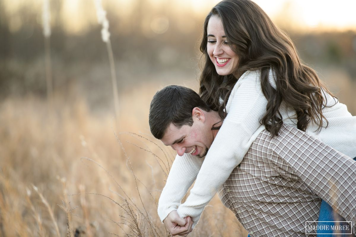 wheat field engagement