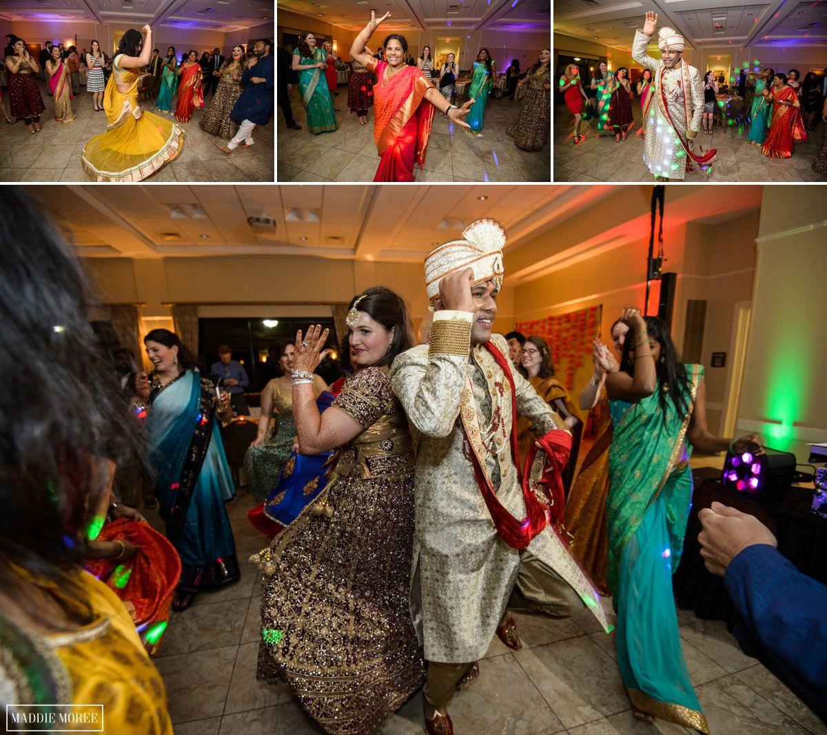 memphis indian reception