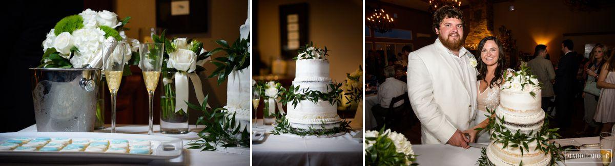 cake cut reception
