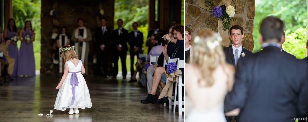 Lichterman Nature Center Wedding Photos