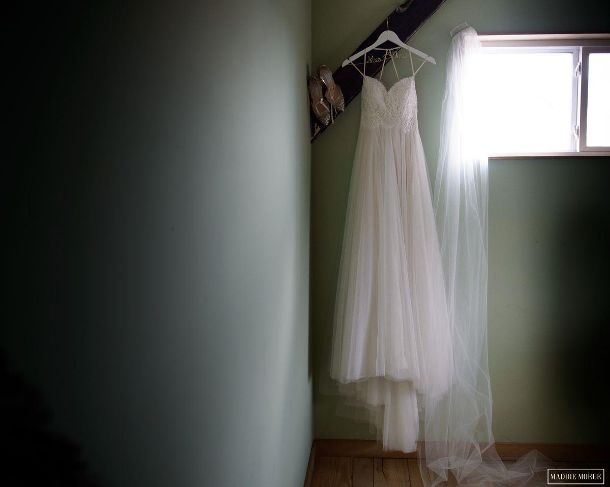 wedding dress maddie moree