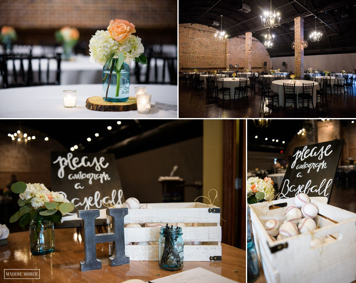 Collierville Quonset reception details