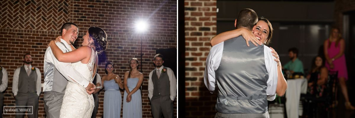 First Dance- Bride and groom