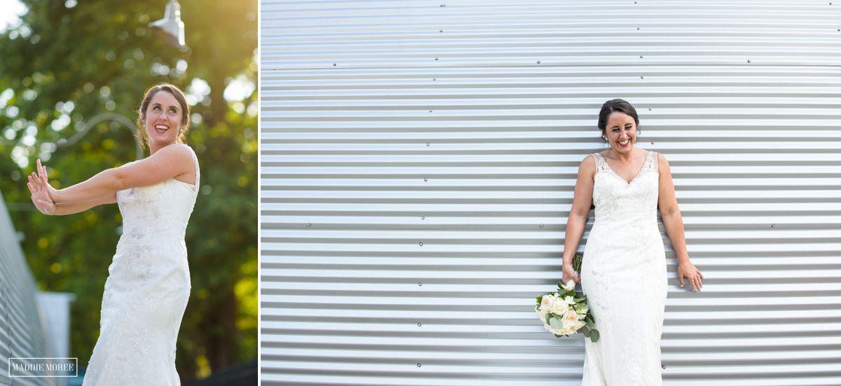 bridal portrait quonset
