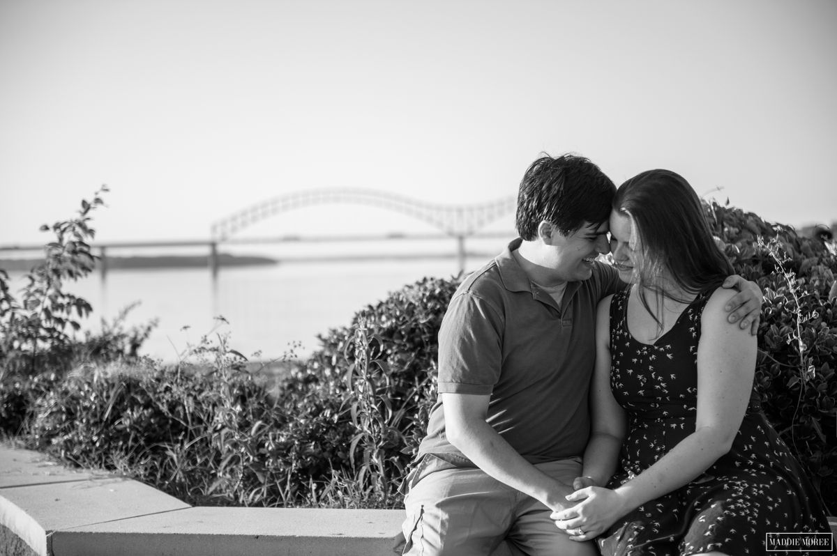 memphis bridge engagement