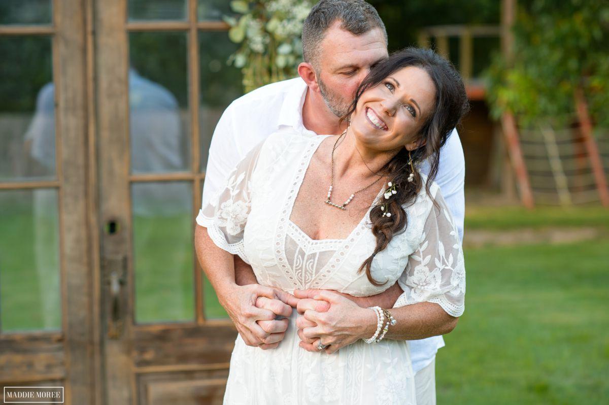 sweet shots bride and groom
