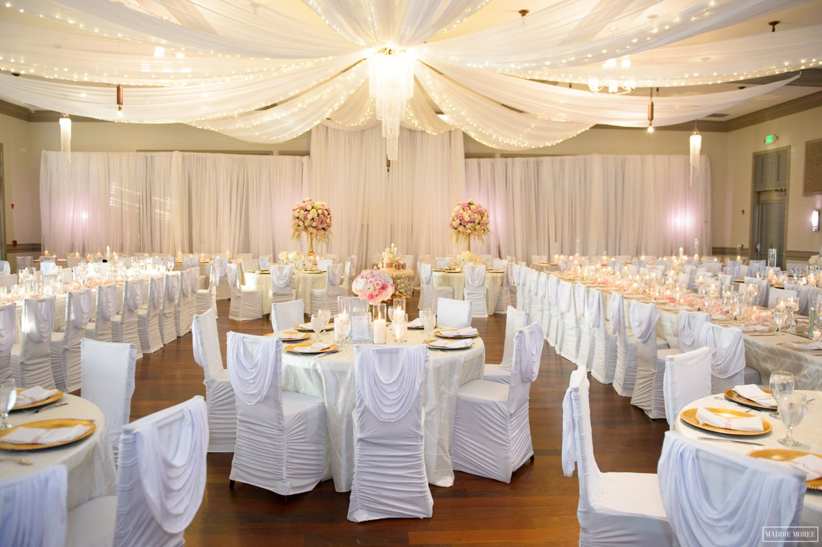 southern event wedding planner room decor