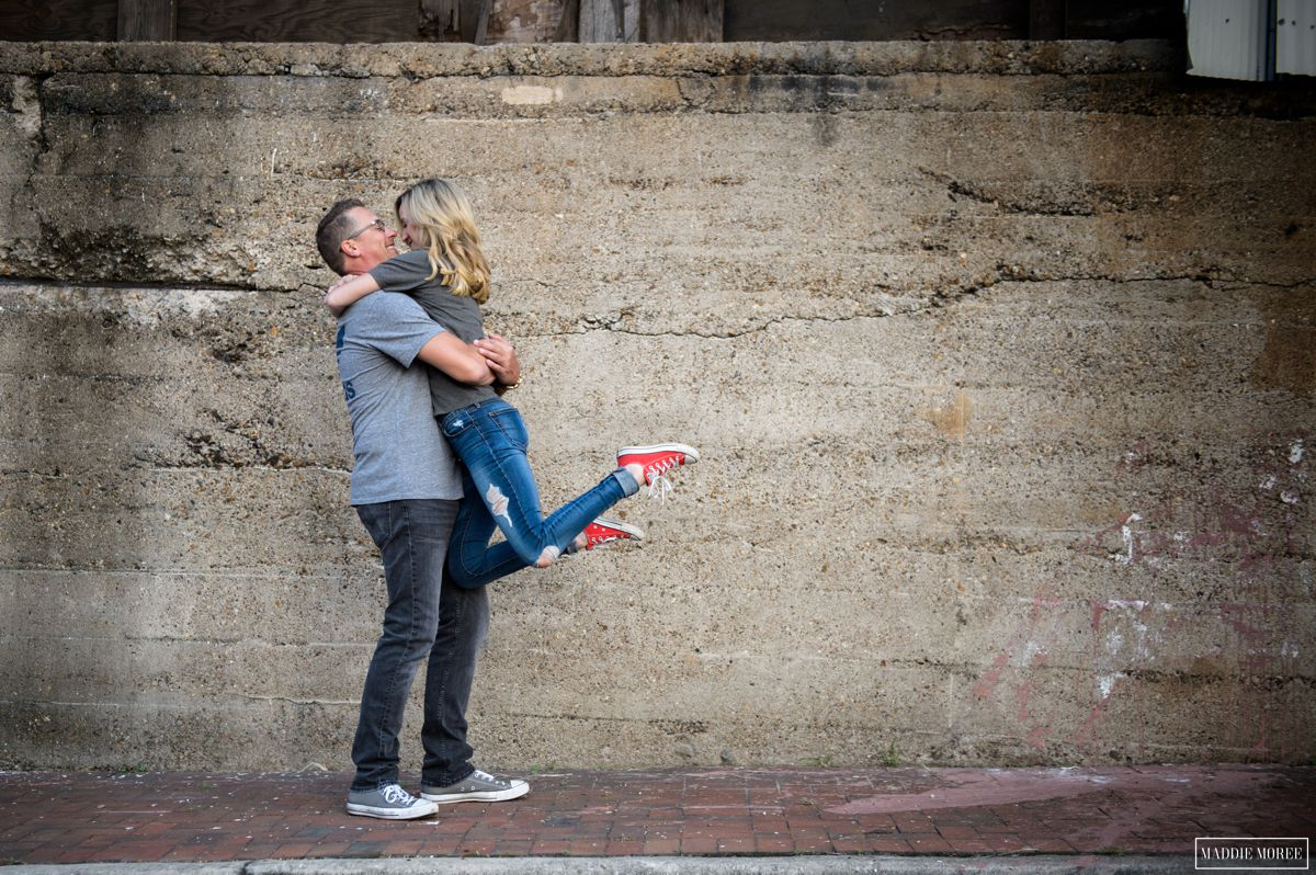 Memphis Engagement Photography Downtown Maddie Moree 11