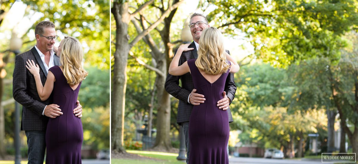 Engagement Photography Downtown Maddie Moree
