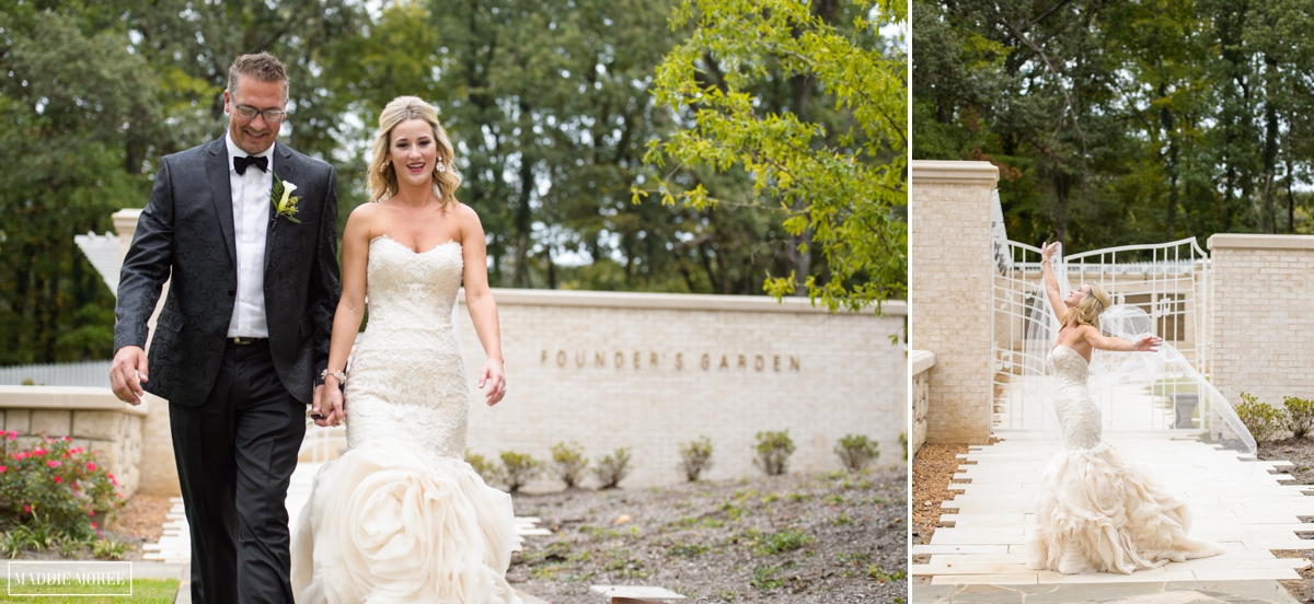 Guesthouse at Graceland wedding photography