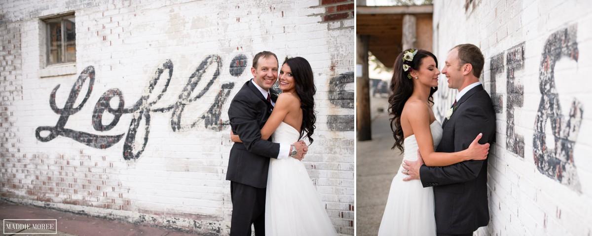 Loflin Wedding maddie moree couples