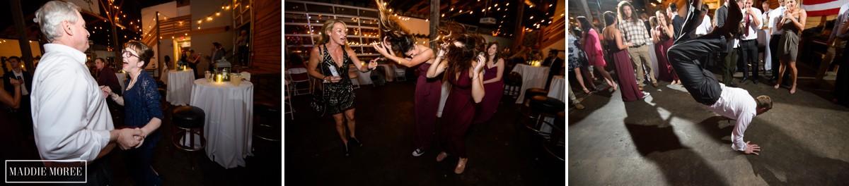 loflin wedding reception maddie moree