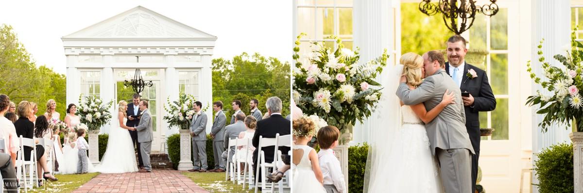 heartwood hall four seasons wedding