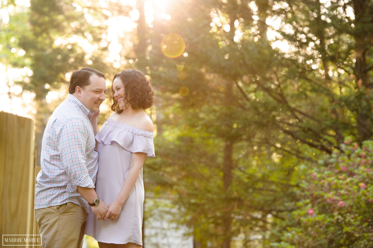 engagement photographer in memphis