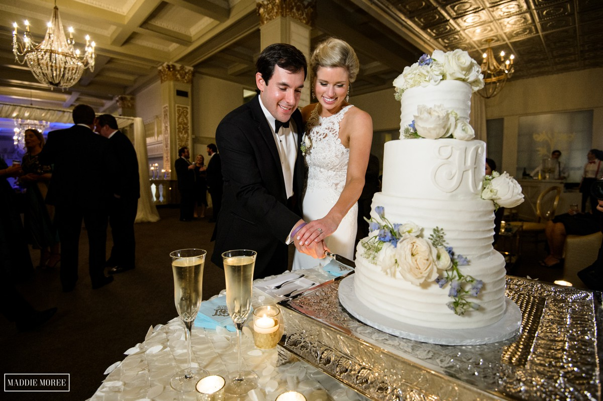 Cake cut cadre