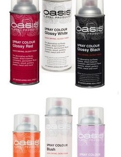 Sprays/Glue/Paint