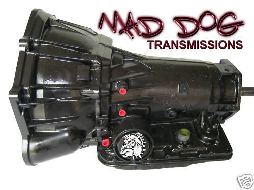 Dominator 4L60E/4L65E | Mad Dog Transmissions