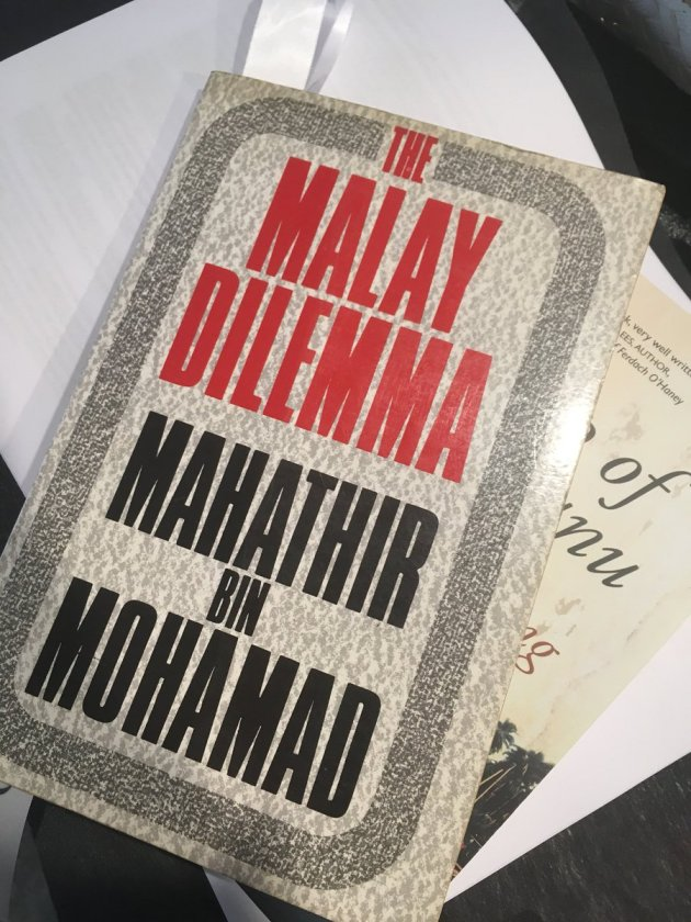 The Malay Dilemma. 1981 edition