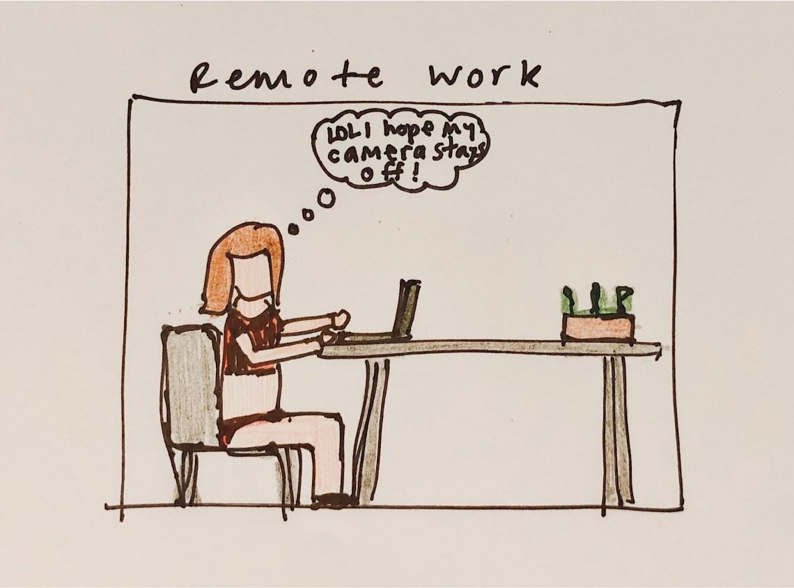 Remote.