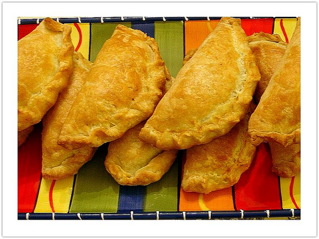 Traditional Pies from Around the World - Empanadas