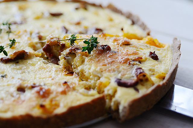 Traditional Pies from Around the World - Quiche