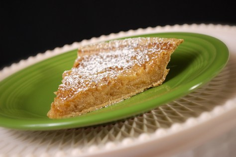 Traditional Pies from Around the World - Sugar Pie