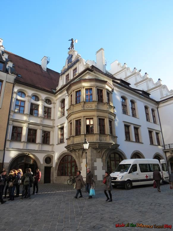 historical things to do in munich
