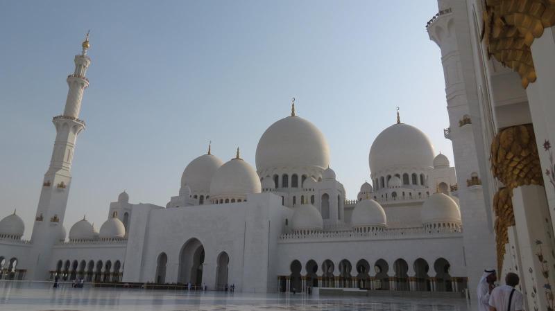 Spotlight Thursday - Sheikh Zayed Grand Mosque of Abu Dhabi