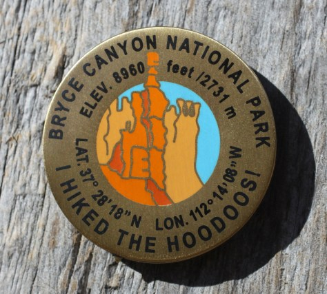 Completing the Hike the Hoodoos Challenge