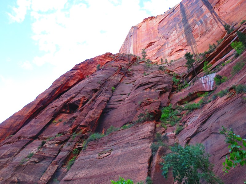 A visit with Angels at Angel's Landing