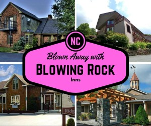 Hipmunk Hotel ~ Blown Away with Inns at Blowing Rock, North Carolina