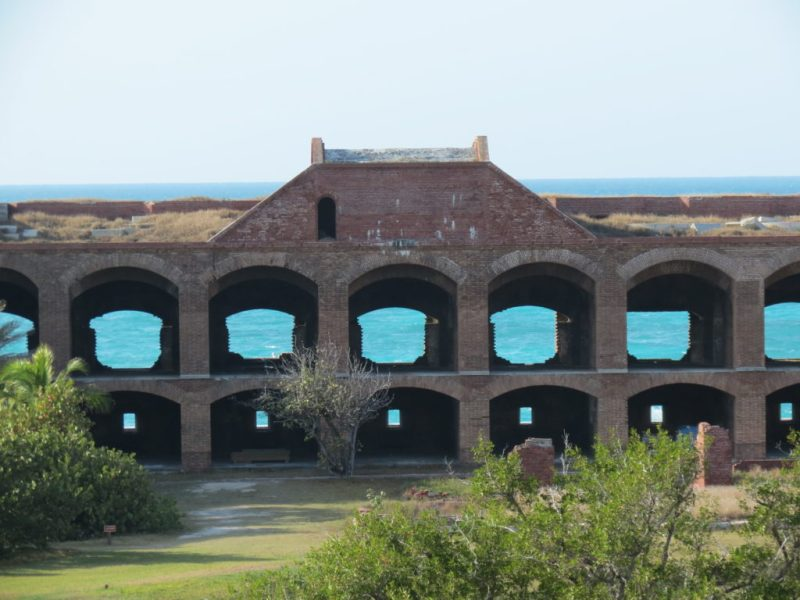 Spring Break on a Deserted Island ~ Dry Tortugas National Park