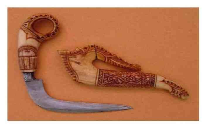 Senjata Tradisional Beladau