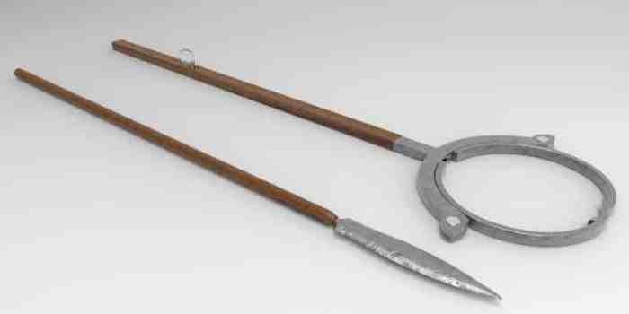 Senjata Tradisional Cangah