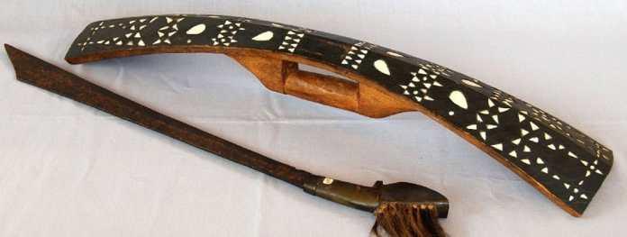 Senjata Tradisional Dari 32 Provinsi Beserta Gambar Dan Penjelasan