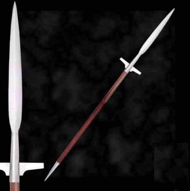 Senjata Tradisional Tombak Jambi