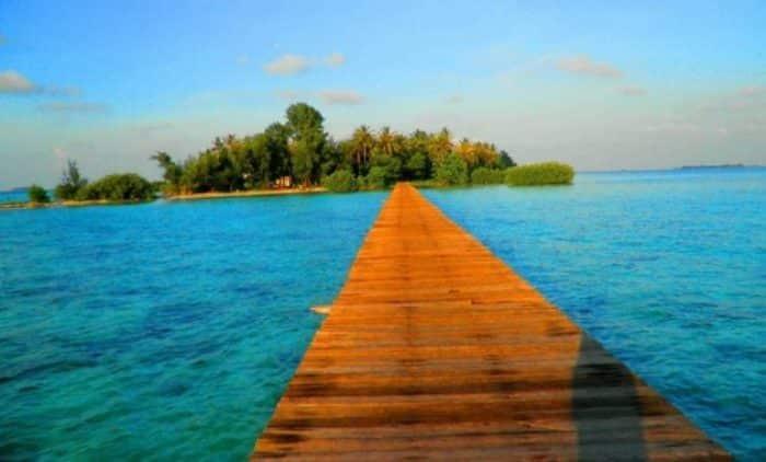 Pulau Cangkir Kronjo
