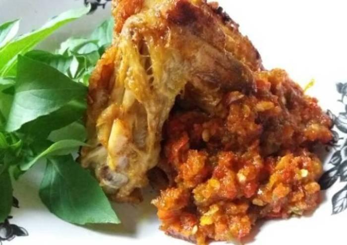 Resep Ayam Penyet Surabaya