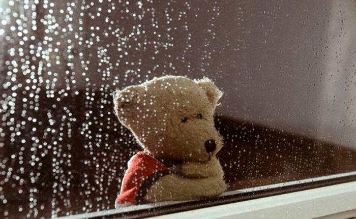 Hujan yang menyejukkan hati