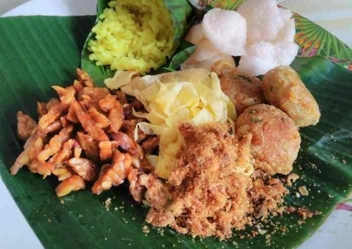 Resep Nasi Kuning Bakar