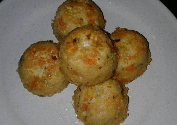 Resep Perkedel Tahu Telur