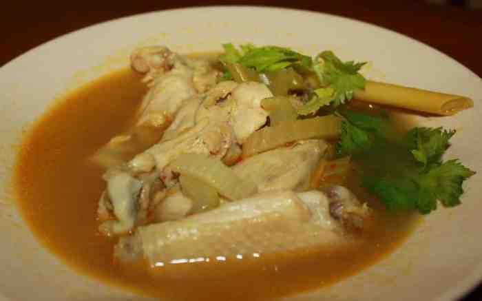 Resep Sop Ayam Batel