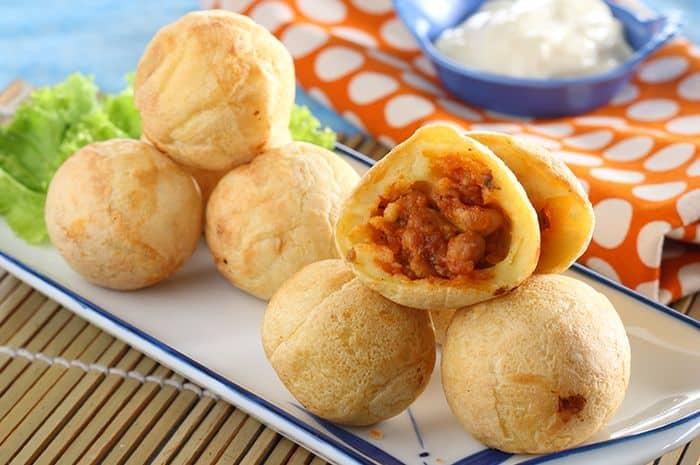 Resep Takoyaki Ayam