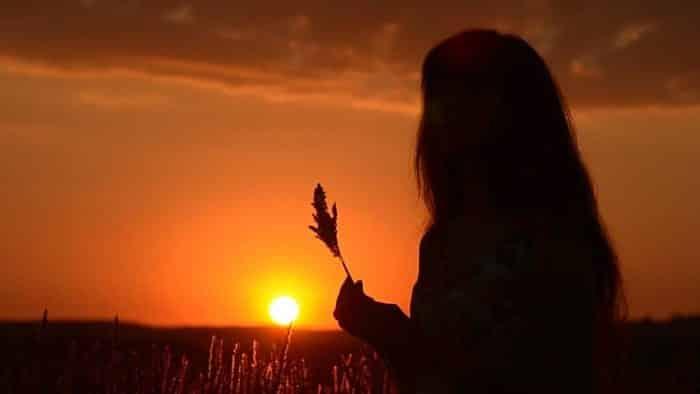 Senja Kamis Sore di 16 November