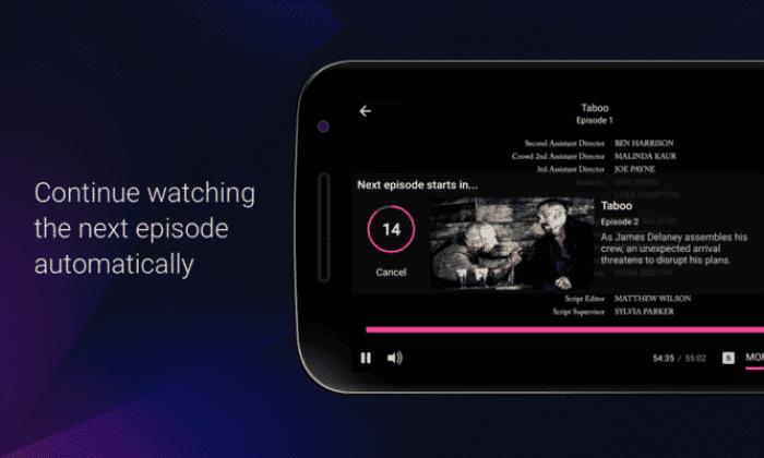 Aplikasi BBC iplayer, Nonton TV menyenangkan